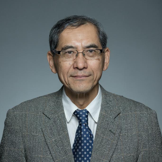 Professor Toshiki Tajima